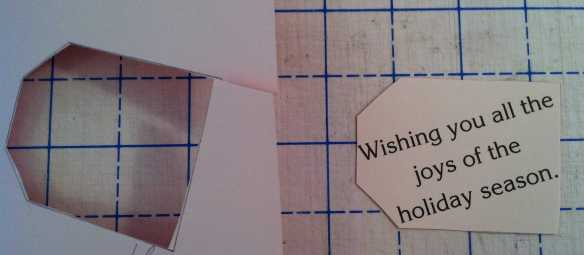 Tag - Wishing & Cutout