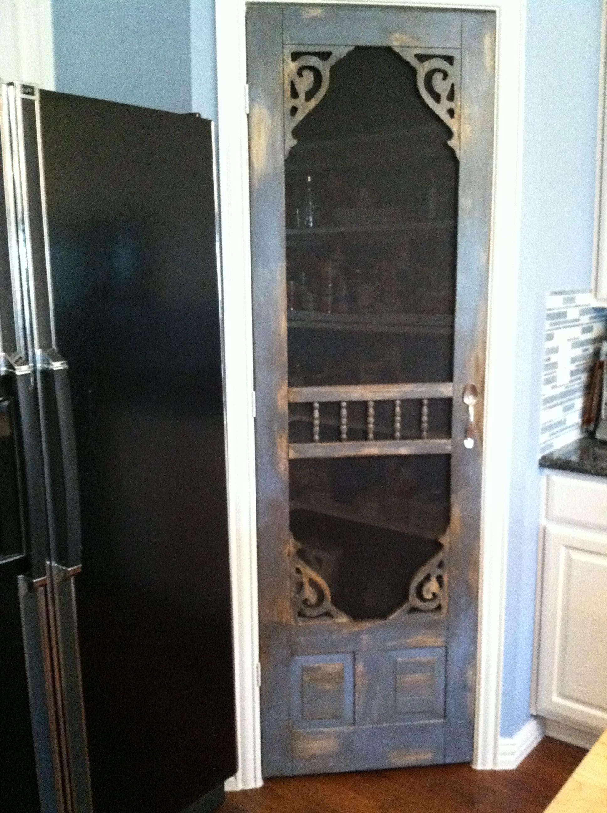 Pantry Door The Village Granny