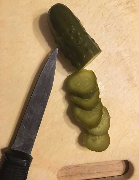 Pickle Slices