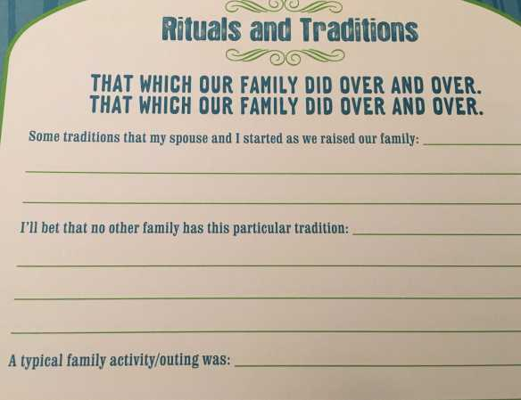 Traditions1