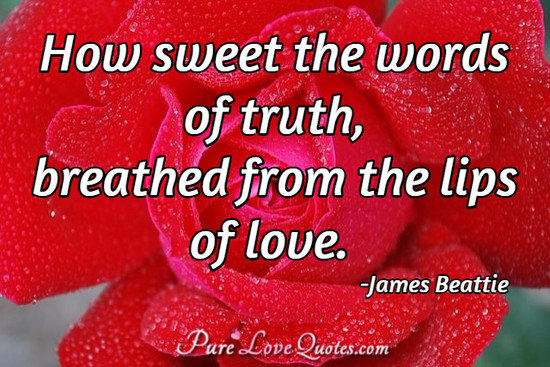 how-sweet-the-words-of-truth